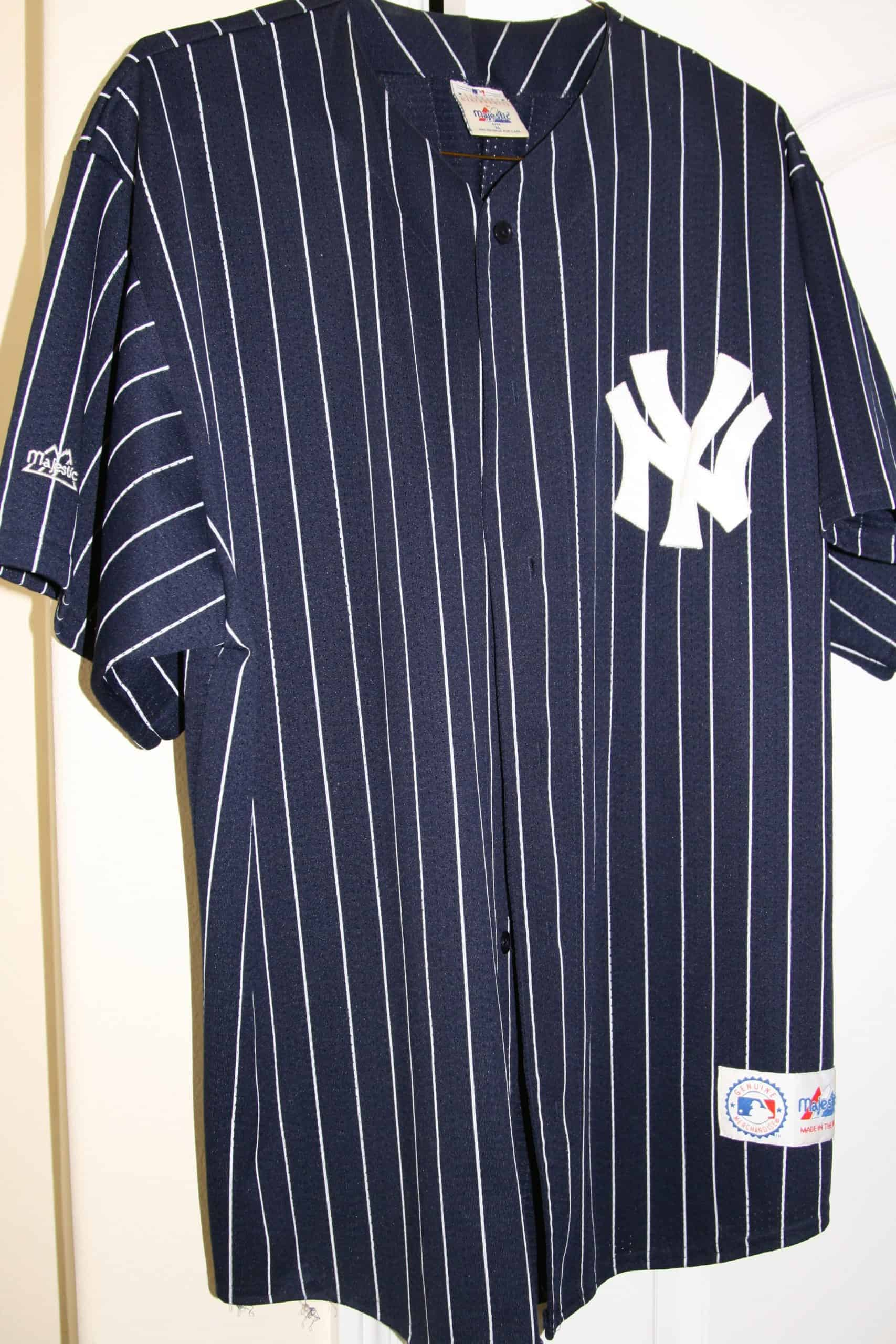 online retailer 191a7 4492c NY YANKEES AUTHENTIC MLB BP JERSEY, ACE RARE COLLECTIBLES