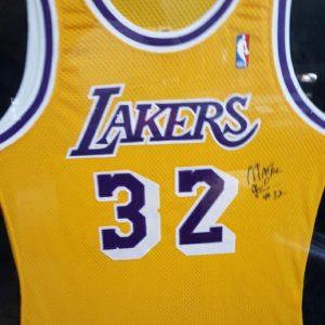 Magic Johnson La Lakers