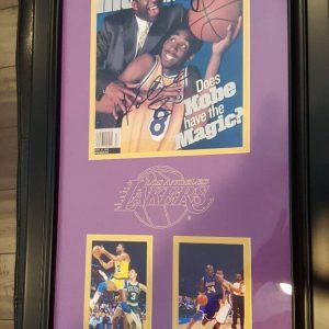 Kobe Bryant and Magic Johnson Original