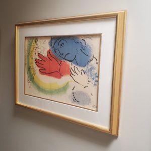 Marc Chagall Original
