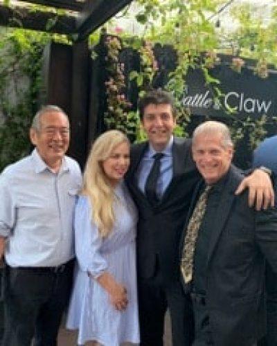 Paul  Matsumoto, Tricia Thompson, Jeff Lehman