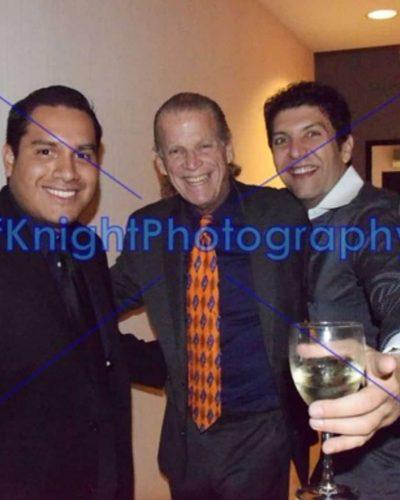 Kevin Martinez and Jeff Lehman