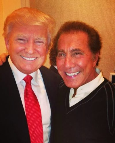 Donald Trump and Steve Wynn